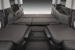 Picture of a 2019 Chevrolet Tahoe's Seats Folded