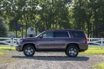 Picture of a 2019 Chevrolet Tahoe LT 4WD Z71 from a side perspective