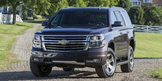 Research the 2019 Chevrolet Tahoe