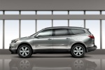 Picture of 2010 Chevrolet Traverse LTZ in Silver Ice Metallic