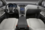 Picture of 2010 Chevrolet Traverse LTZ Cockpit in Light Gray