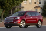 Picture of 2010 Chevrolet Traverse LTZ in Red Jewel Tintcoat