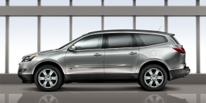 2010 Chevrolet Traverse Pictures