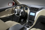 Picture of 2011 Chevrolet Traverse LTZ Interior in Cashmere