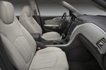 Picture of 2012 Chevrolet Traverse LTZ Front Seats in Light Gray