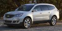 2013 Chevrolet Traverse Pictures
