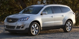 2014 Chevrolet Traverse Reviews / Specs / Pictures / Prices