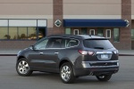 Picture of 2015 Chevrolet Traverse LTZ AWD in Black Granite Metallic