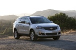 Picture of 2015 Chevrolet Traverse LTZ in Silver Ice Metallic
