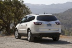 Picture of 2015 Chevrolet Traverse LTZ in White