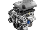 Picture of a 2016 Chevrolet Traverse's 3.6-liter V6 Engine