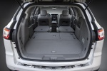 Picture of a 2016 Chevrolet Traverse's Trunk