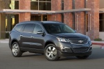 Picture of 2016 Chevrolet Traverse LTZ AWD in Mosaic Black Metallic