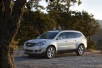 Picture of 2016 Chevrolet Traverse LTZ in Silver Ice Metallic