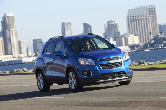 2015 Chevrolet  Trax Picture