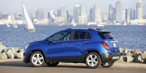 2015 Chevrolet Trax LS, LT, LTZ AWD, Chevy Review