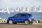 Picture of 2016 Chevrolet Trax in Brilliant Blue Metallic