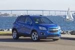 Picture of 2016 Chevrolet Trax in Brilliant Blue Metallic