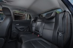 Picture of a 2018 Chevrolet Trax Premier's Rear Seats
