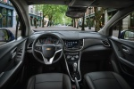 Picture of a 2018 Chevrolet Trax Premier's Cockpit