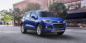 Research the Chevrolet Trax