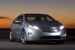 2011 Chevrolet Volt in Silver Ice Metallic - Static Front Right View