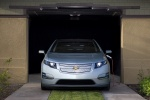 2011 Chevrolet Volt in Silver Ice Metallic - Static Frontal View