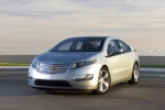 2011 Chevrolet Volt in Silver Ice Metallic - Static Front Left View
