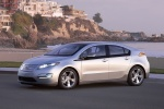 2011 Chevrolet Volt in Silver Ice Metallic - Static Front Left Three-quarter View