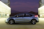 2011 Chevrolet Volt in Silver Ice Metallic - Static Left Side View