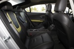 2011 Chevrolet Volt Rear Seats