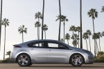 2011 Chevrolet Volt in Silver Ice Metallic - Static Right Side View