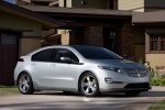 2011 Chevrolet Volt in Silver Ice Metallic - Static Front Right Three-quarter View