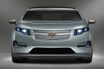 2012 Chevrolet Volt in Viridian Joule Tricoat - Static Frontal View