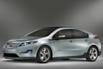 2012 Chevrolet Volt in Viridian Joule Tricoat - Static Left Side View