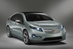 2013 Chevrolet Volt in Viridian Joule Tricoat - Static Front Right Three-quarter View