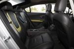 Picture of 2013 Chevrolet Volt Rear Seats