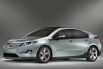 2014 Chevrolet Volt in Silver Topaz Metallic - Static Left Side View