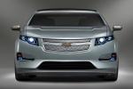 2015 Chevrolet Volt in Silver Topaz Metallic - Static Frontal View