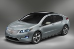 2015 Chevrolet Volt in Silver Topaz Metallic - Static Front Left Three-quarter View