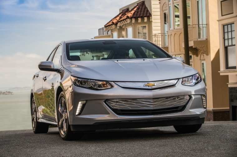 2017 Chevrolet Volt Picture