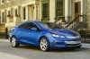 2017 Chevrolet Volt in Kinetic Blue Metallic from a front right view