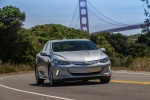 2017 Chevrolet Volt in Silver Ice Metallic - Driving Frontal View