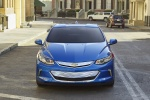 2017 Chevrolet Volt in Kinetic Blue Metallic - Static Frontal View
