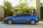 2017 Chevrolet Volt in Kinetic Blue Metallic - Static Side View