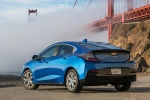 2017 Chevrolet Volt in Kinetic Blue Metallic - Static Rear Left View