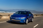 2017 Chevrolet Volt in Kinetic Blue Metallic - Driving Front Left View