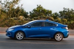 2018 Chevrolet Volt in Kinetic Blue Metallic - Driving Side View