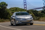 2018 Chevrolet Volt in Silver Ice Metallic - Driving Frontal View