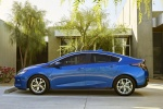 2018 Chevrolet Volt in Kinetic Blue Metallic - Static Side View